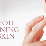 Get a clear skin
